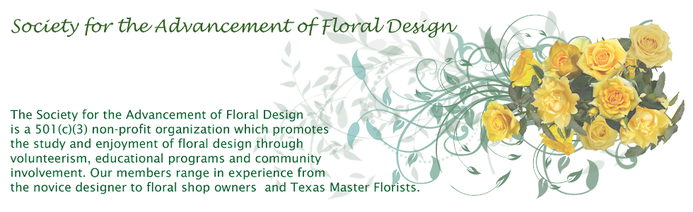 Society for the Advancement of Floral Design