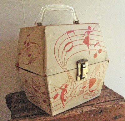 45 Vinyl Case 45 Record Carry Case