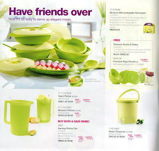 madam tupperware: Katalog Tupperware July - August 2013