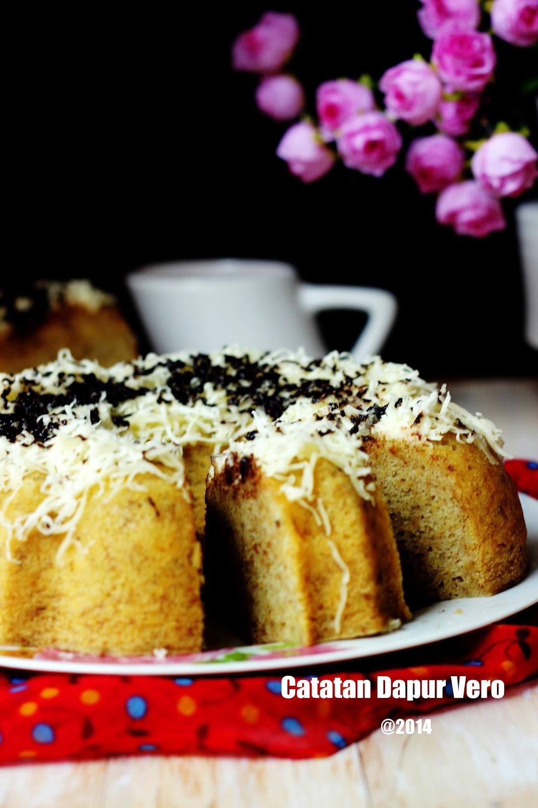 Resep Banana Cake Pak Sahak