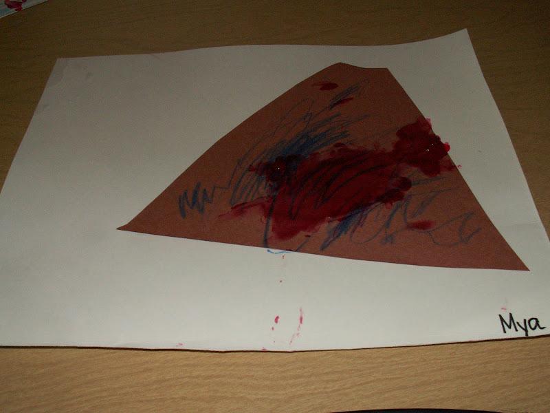 an erupting volcano(es). title=
