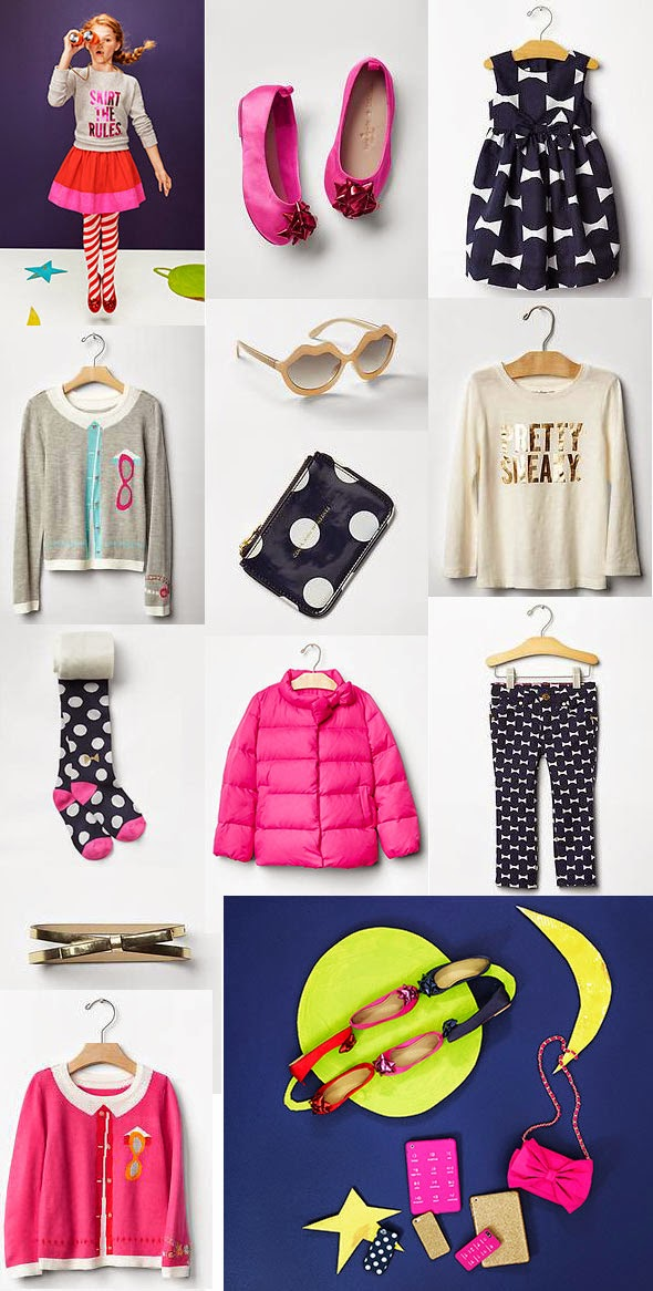 Kate Spade New York x Gap Kids