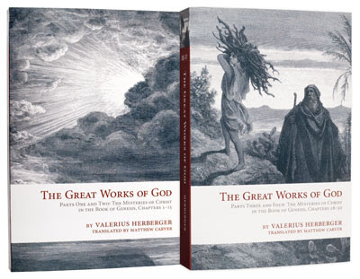 "Books You Need to Add to Your Library: Valerius Herberger, ""The Great Works of God"" and they're on SALE"