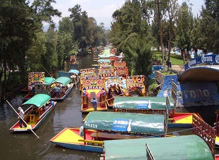 El portal de susana 11 01 2011 12 01 2011 for Jardin xochimilco