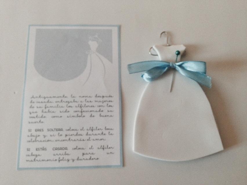 blog de bodas - yo dire que si: alfileres para regalar a las mujeres