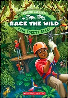 Race the Wild: Rain Forest Relay