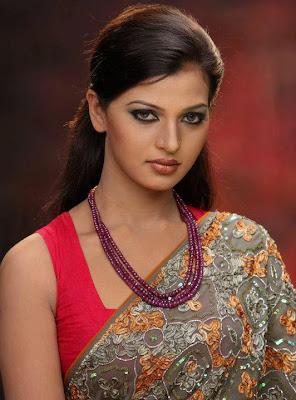 Bangladeshi model Borsha