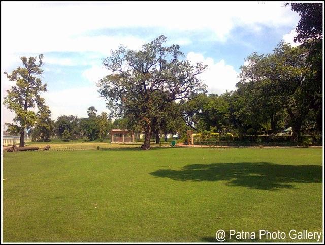 Kumhrar Park view