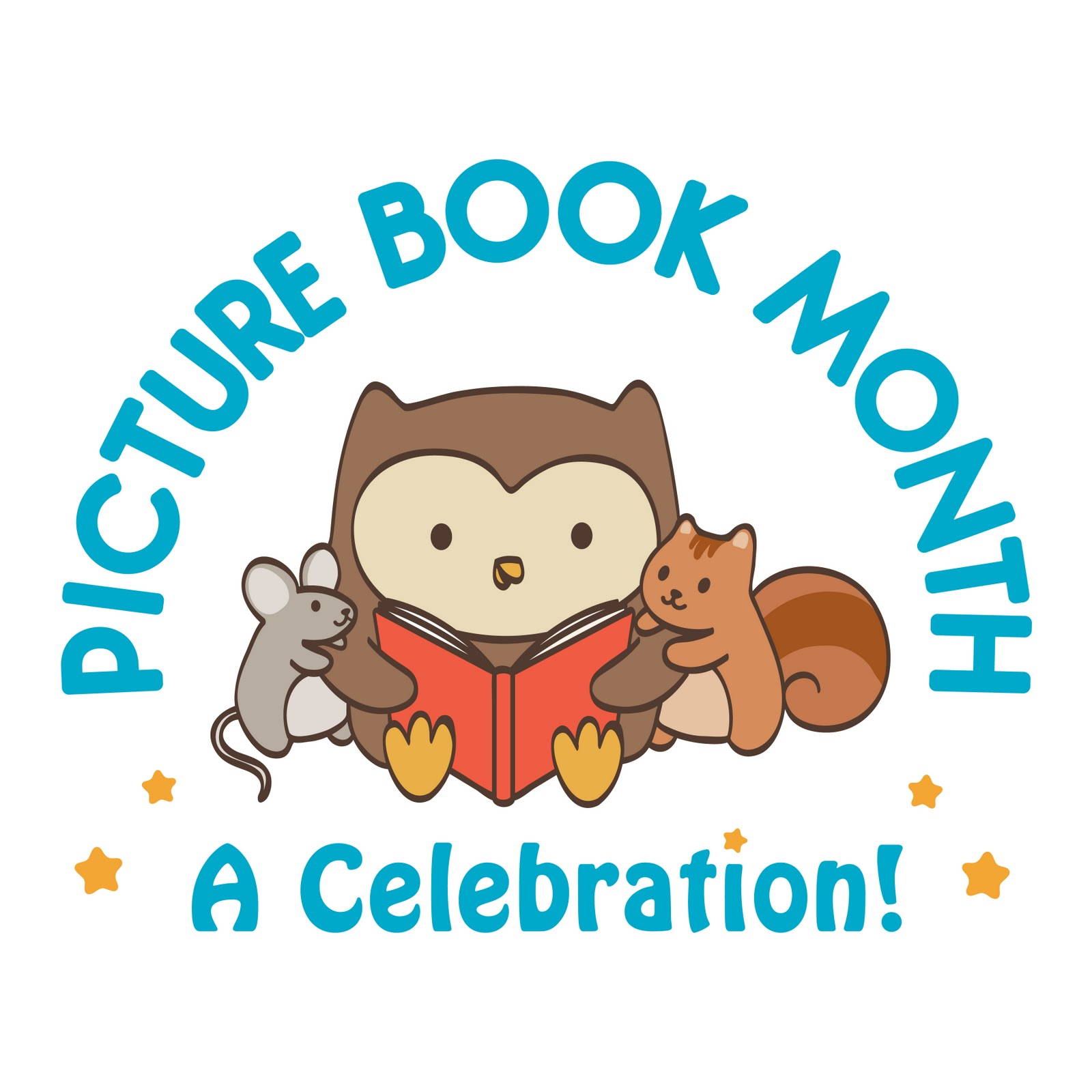 Image result for picture book month logo
