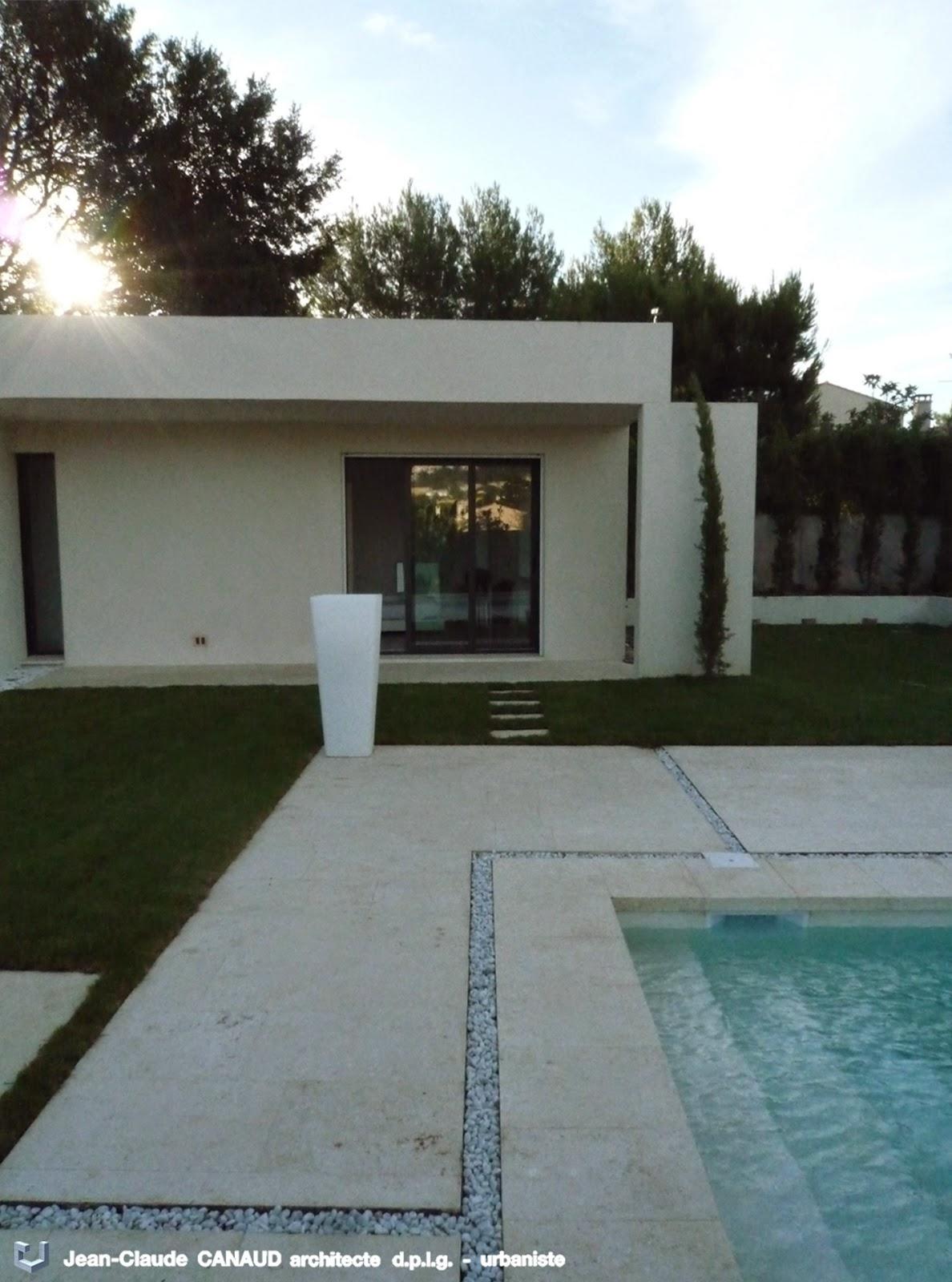 canaud architecte maison d 39 habitation proche d 39 avignon vaucluse. Black Bedroom Furniture Sets. Home Design Ideas