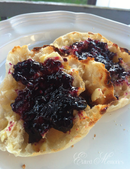 raspberry blueberry jam