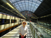 Off to Paris on Eurostar!