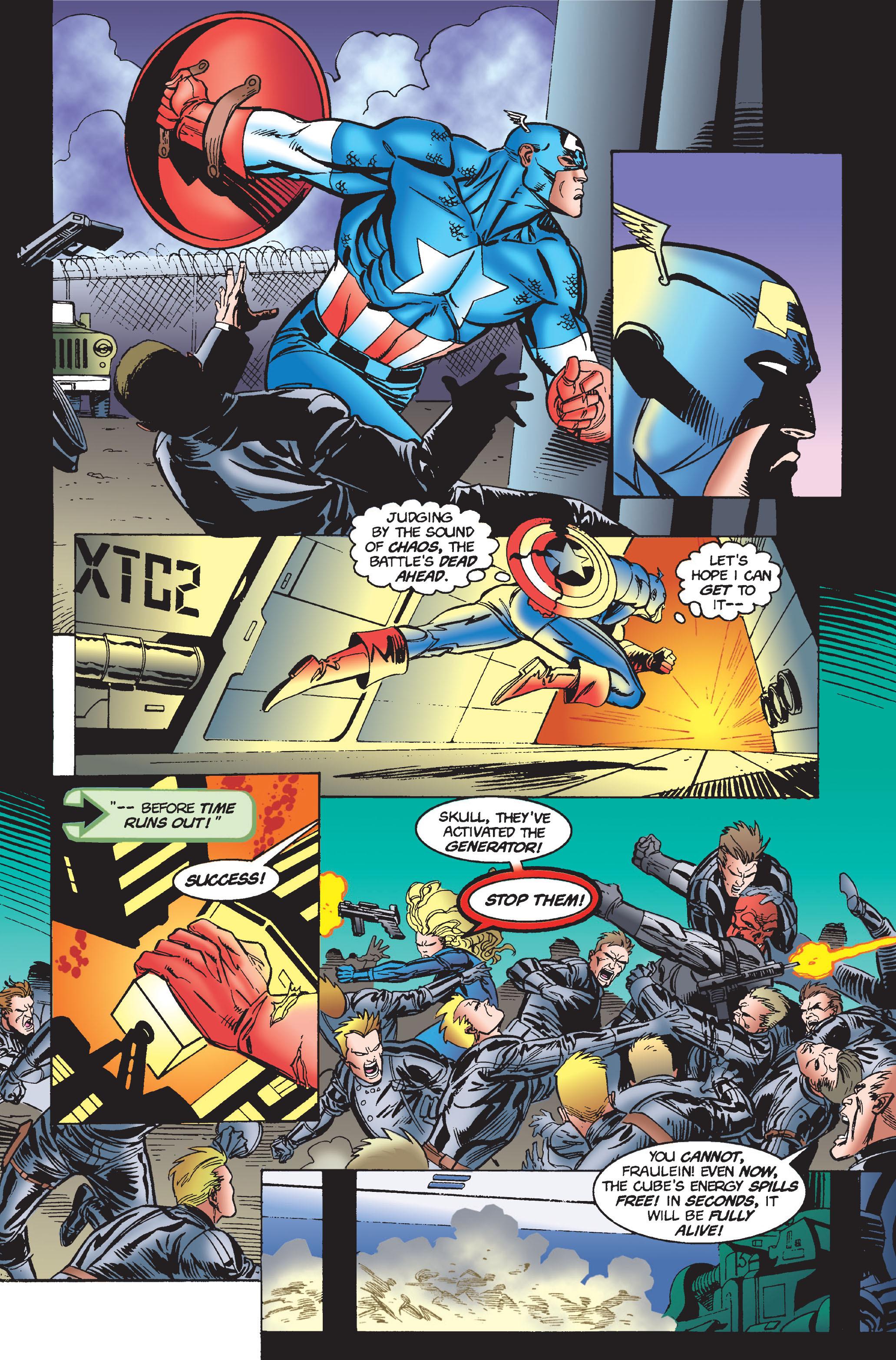 Captain America (1968) Issue #446 #400 - English 20