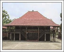 Kasepuhan - Traditional Houses of West Java