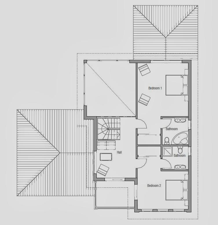 proyectos de casas modernas febrero 2014