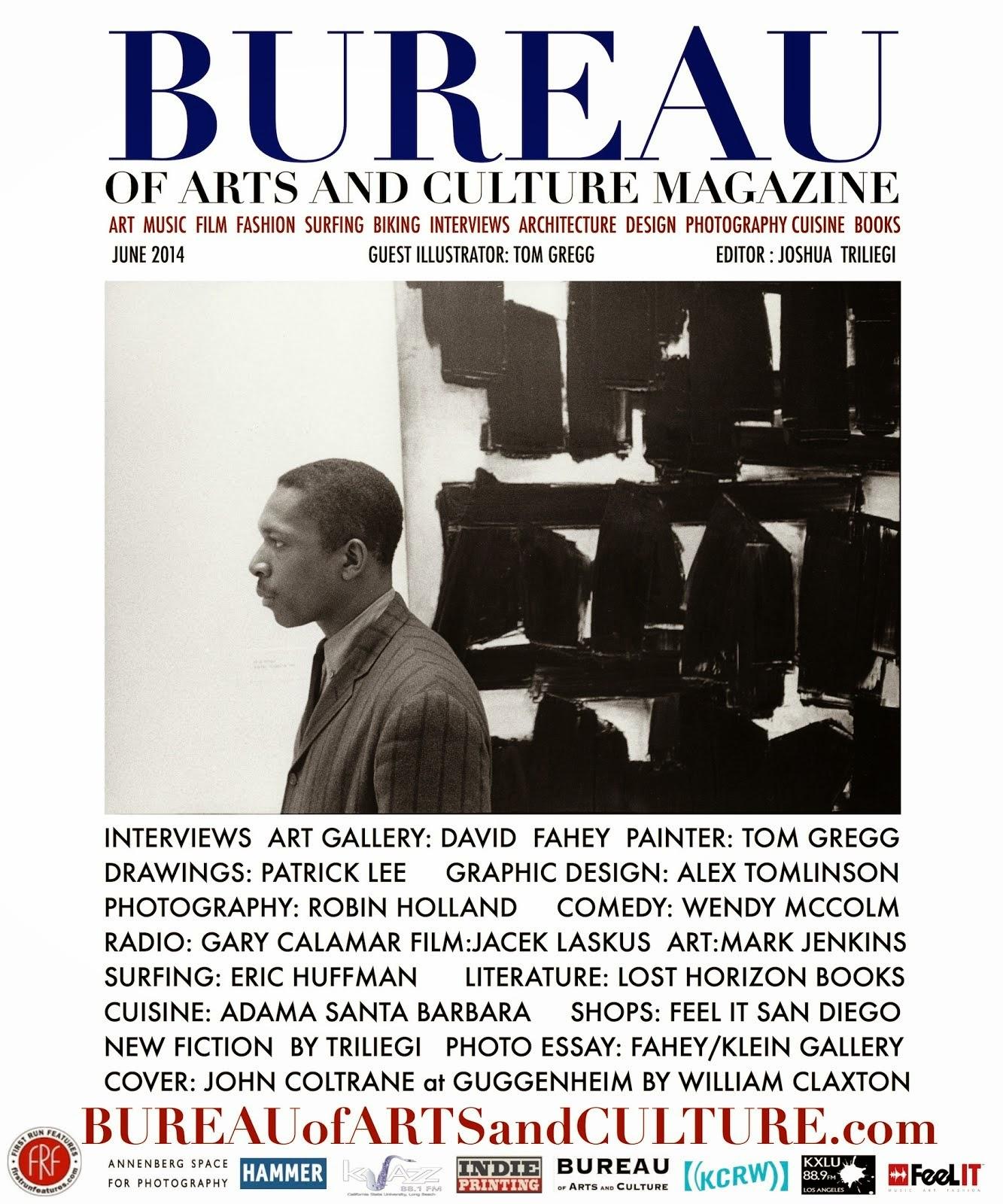 Bureau Magazine : Books