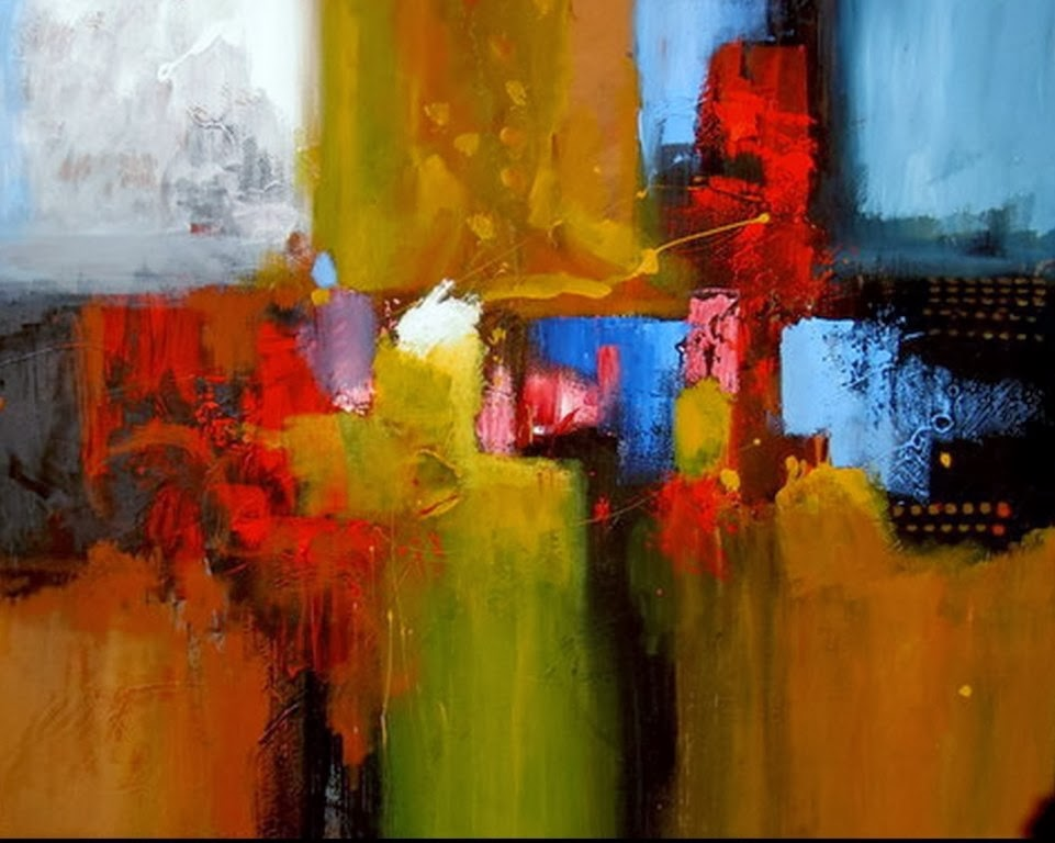 pintura moderna y fotograf a art stica coloridos