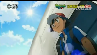 Ash arrives in Kalos