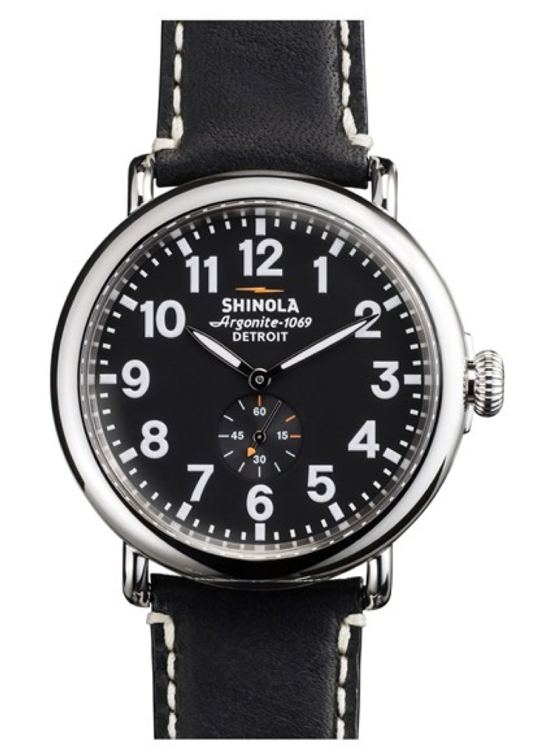 Shinola Watch made in america