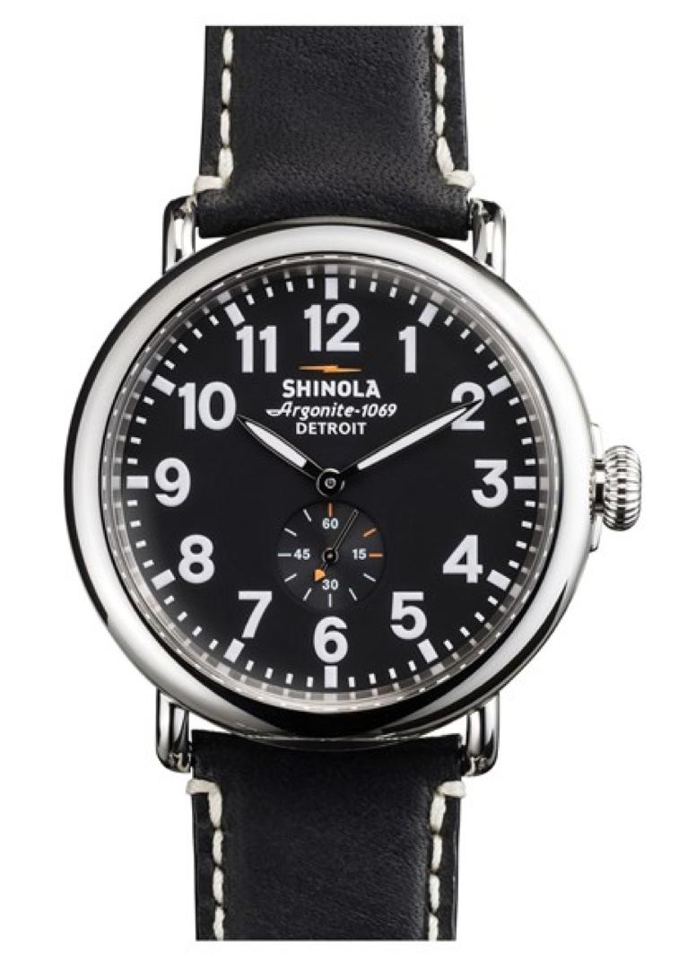 Shinola Watch made in america
