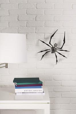 MB&F Arachnophobia Insitu Wall Mount