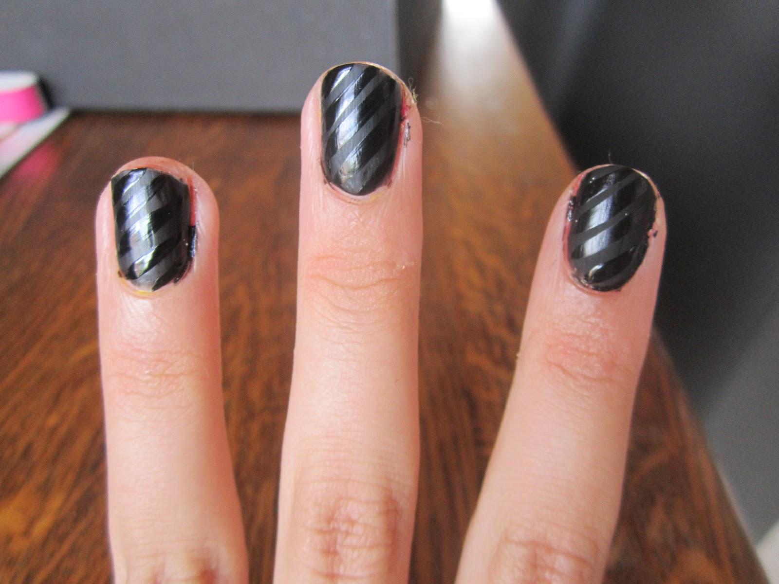 Nailartloverss Nail Art Matte Streepjes