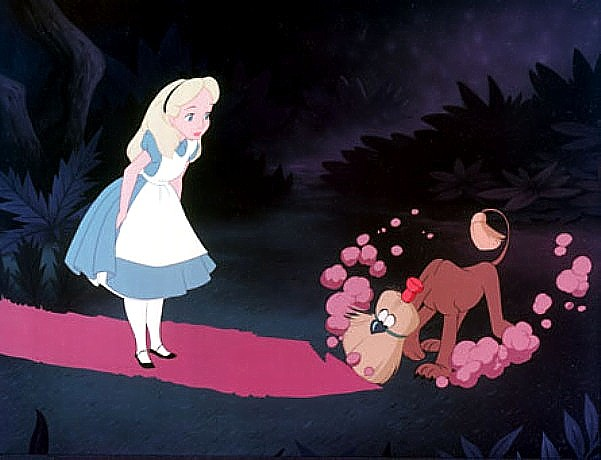 Alice in Wonderland cartoon picture 3