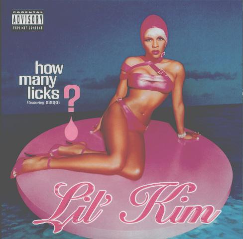 Lil Kim – How Many Licks (Remix) (CDM) (2001) (192 kbps)