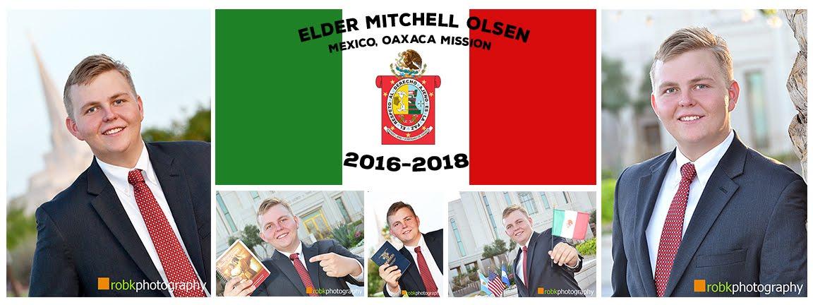 Elder Mitchell Olsen