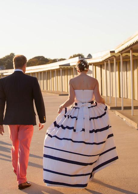ck bradley reversible wedding dress