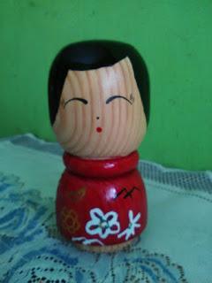 Boneka kayu