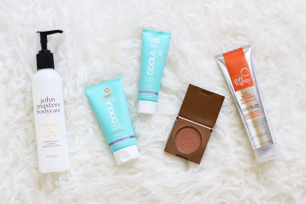 Clean Beauty: Summer Favorites—From Sunscreen to Self-Tanner