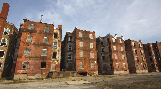 Cleveland, Abandoned,