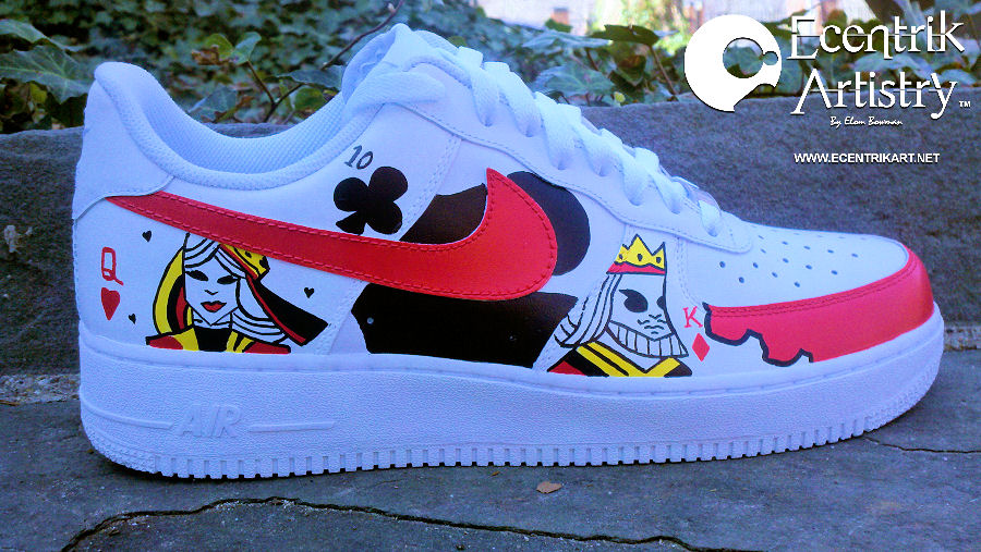 customised air force 1 shoes nz