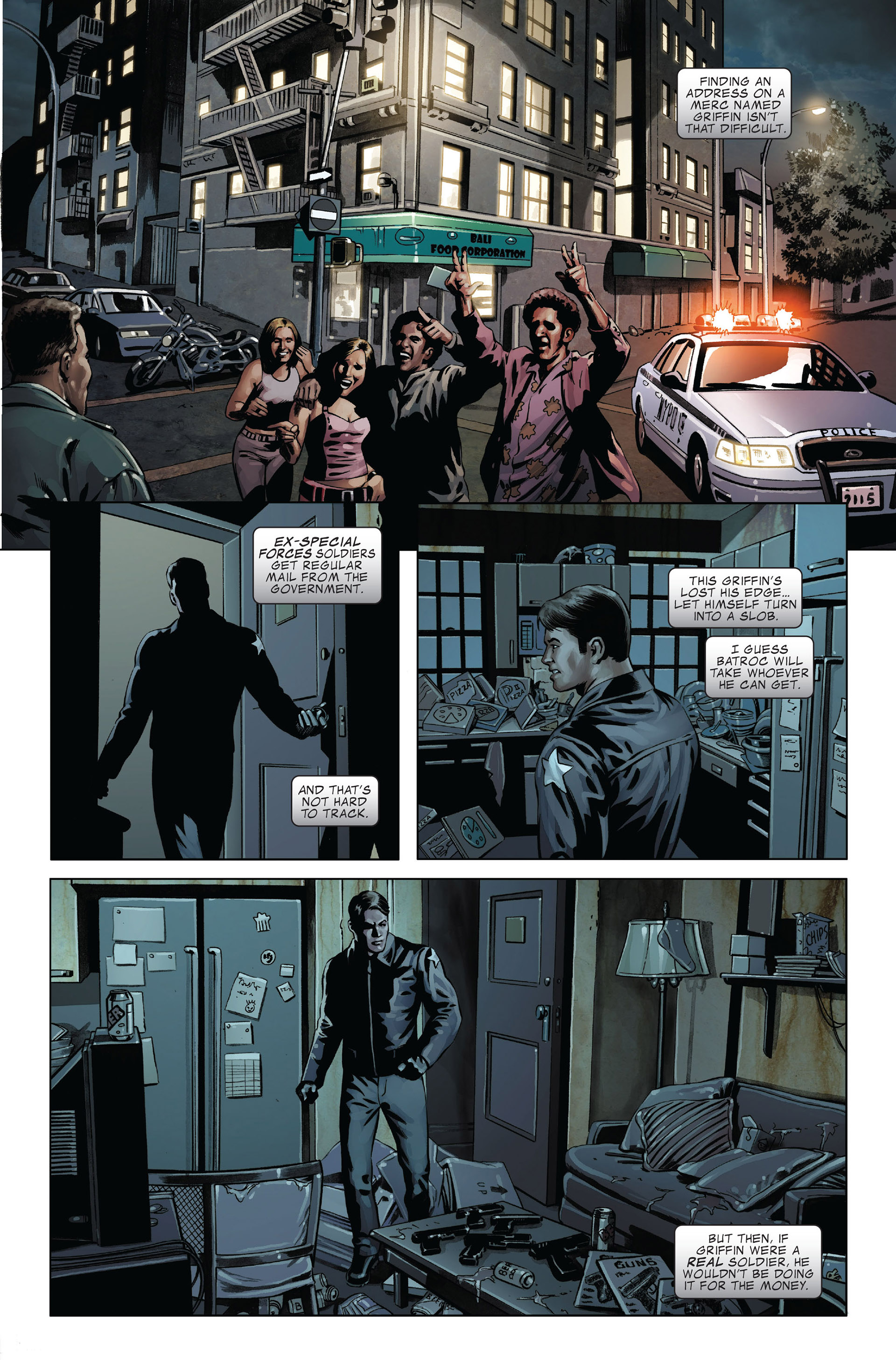 Captain America (2005) Issue #44 #44 - English 14