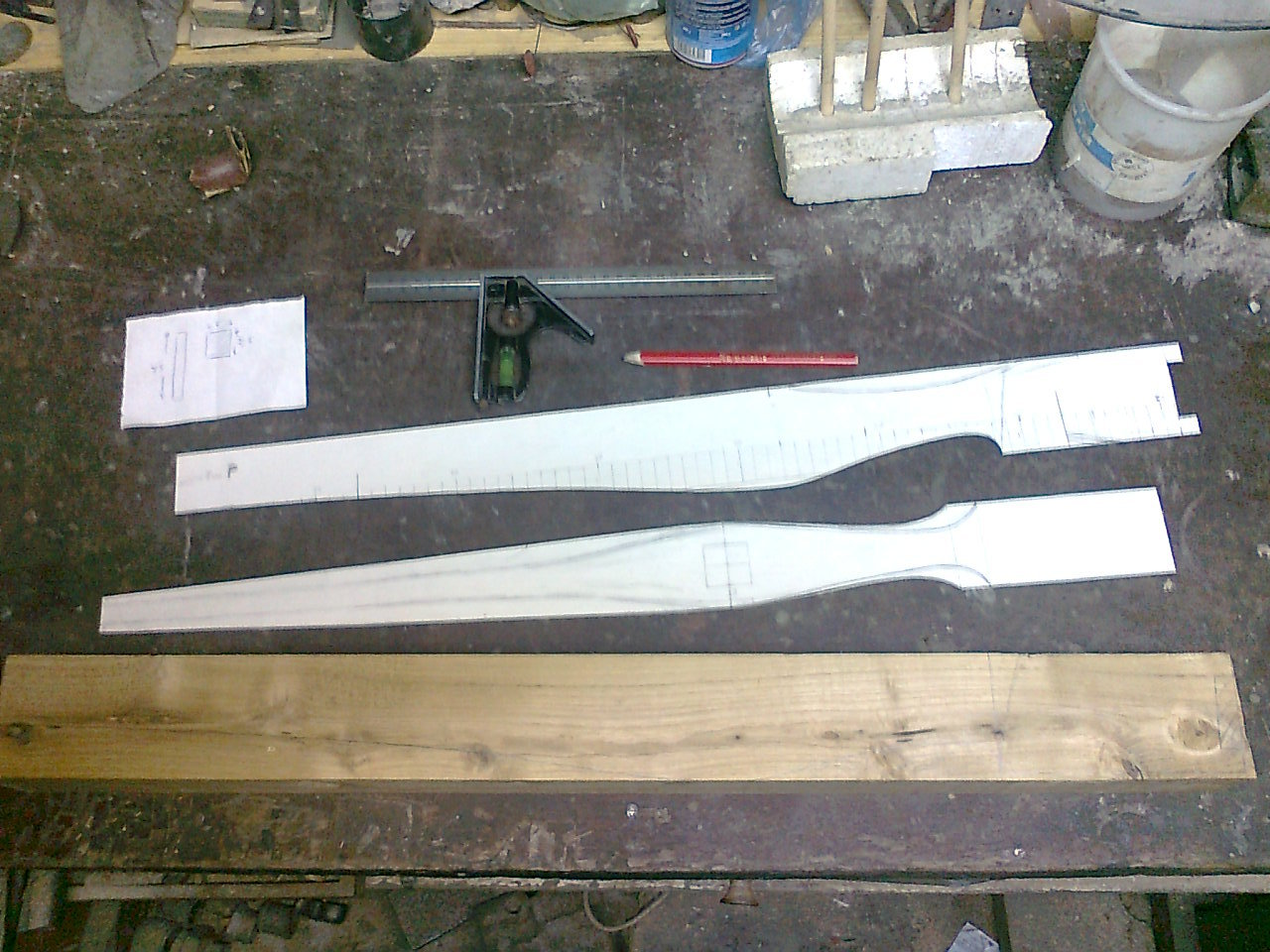 Another homemade meval crossbow guide part 1/3 ~ Drunkethics on