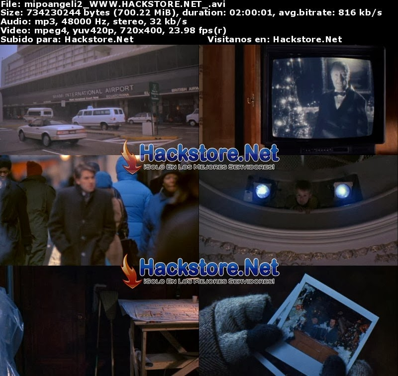 Capturas de Mi Pobre Angelito 2 (1992) DVDRip Latino