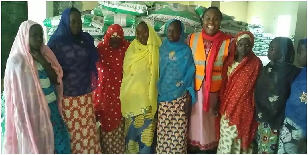 Two Internally Displaced Persons At Yola IDP Camp Tie The Knot (Photos)