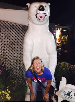 El oso caliente