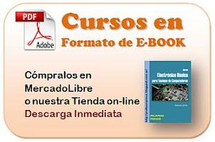 Cursos en E-Books