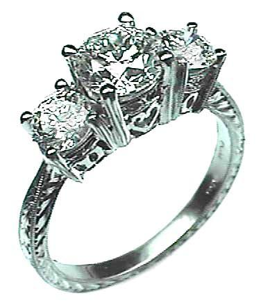 diamonds accessories unique antique rings