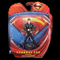 Wave 2 Zod in Shackles Man of Steel Movie Masters Action Figure