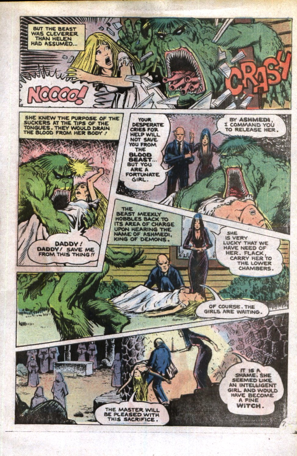Read online Scary Tales comic -  Issue #26 - 31