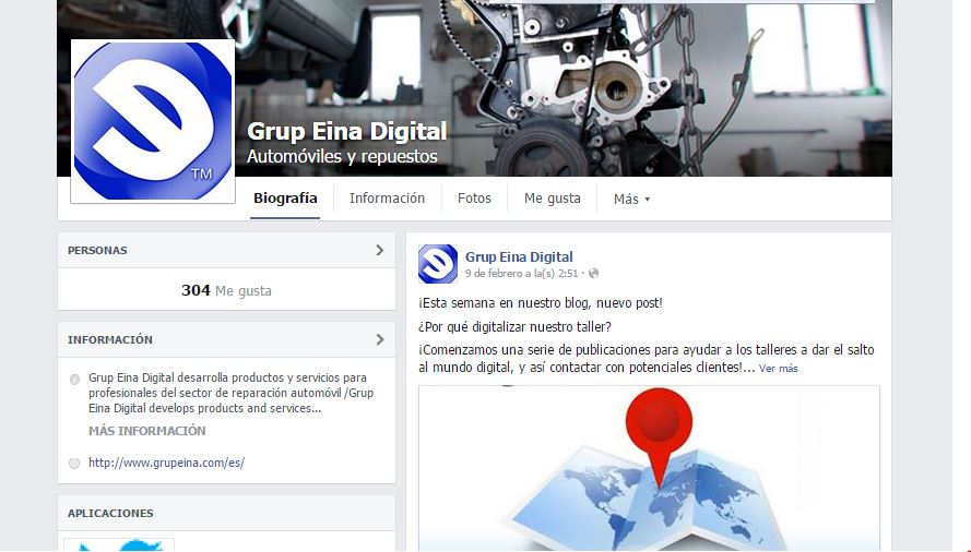 facebook grupeina