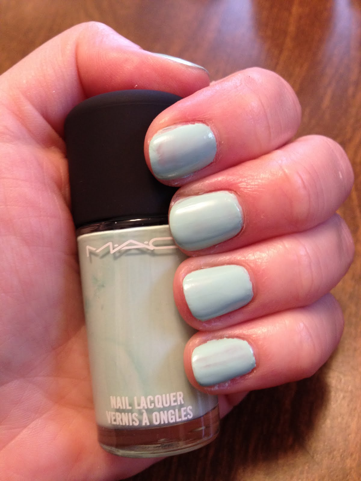 The Beauty of Life: M.A.C Glamour Daze Nail Lacquer Swatches
