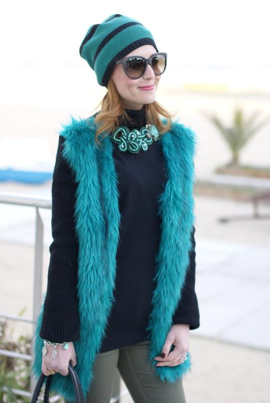fake fur coat, Fashion and Cookies