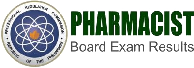 Pharmacist Board Exam Passers List