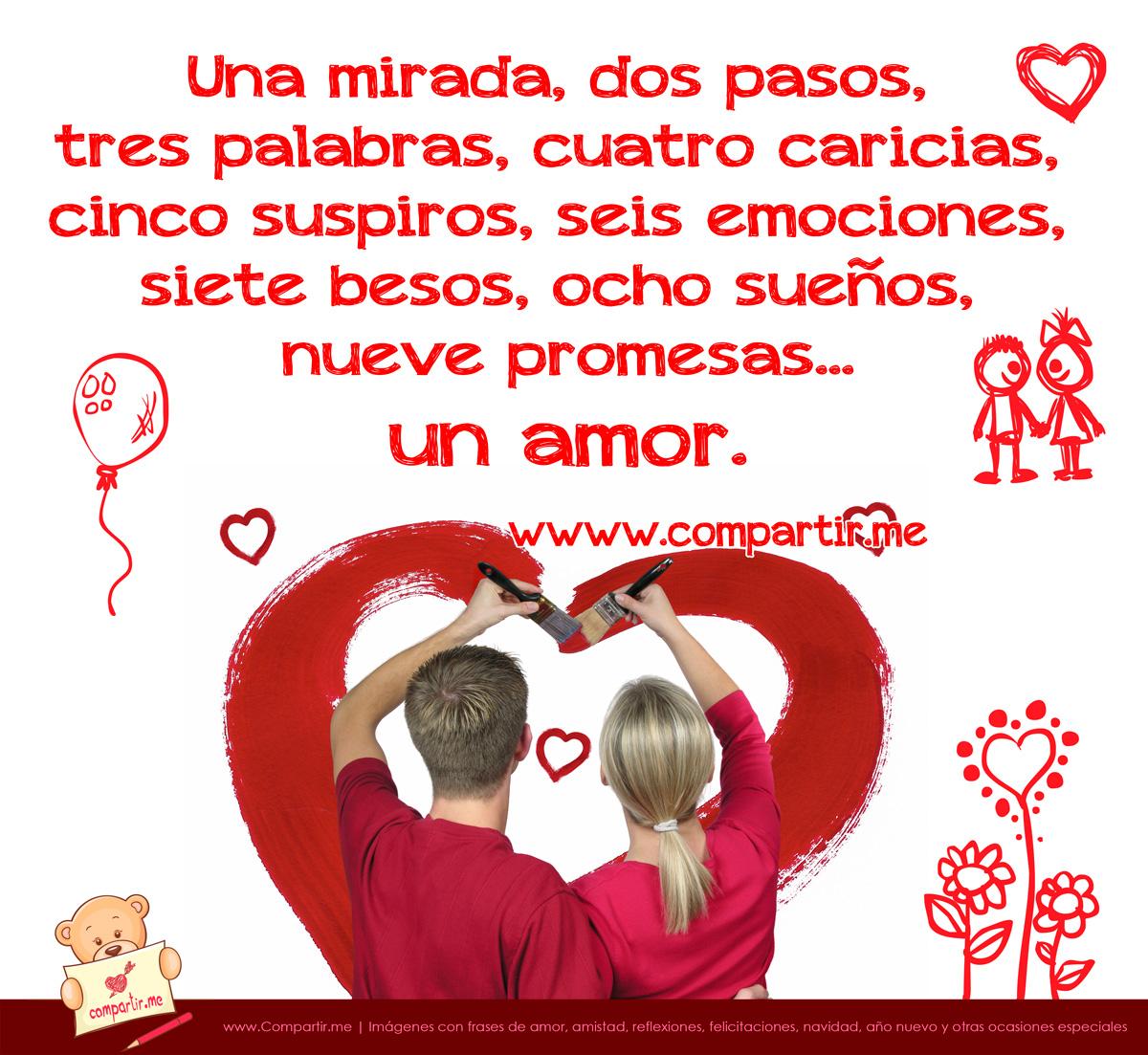 Linda Frase de Amor