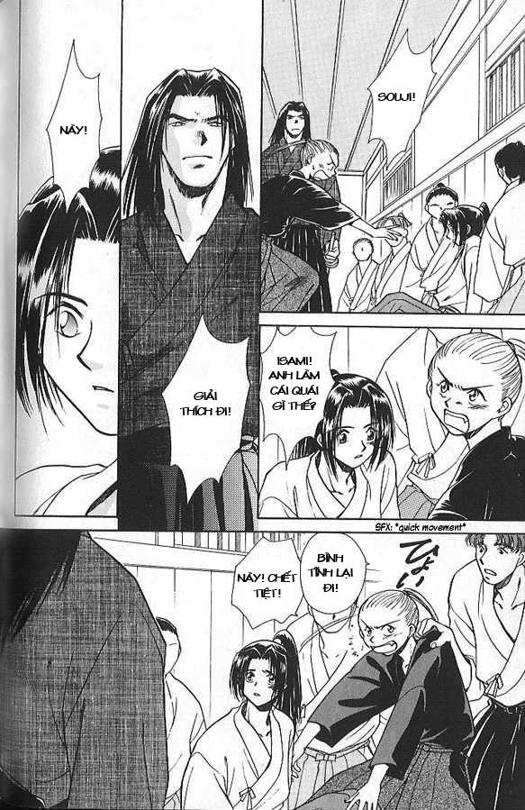 Soshite Haru No Tsuki chap 3 - Trang 9