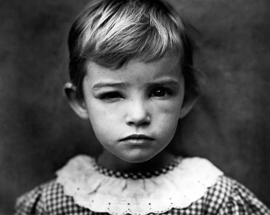 Sally Mann discovers her litttle models after her daughter comes to ...
